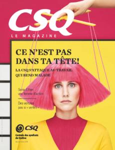 Nouvelles CSQ