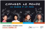 <b>Changer le monde un élève à la fois</b>